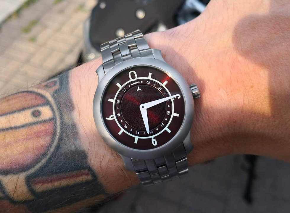 ming gmt watch