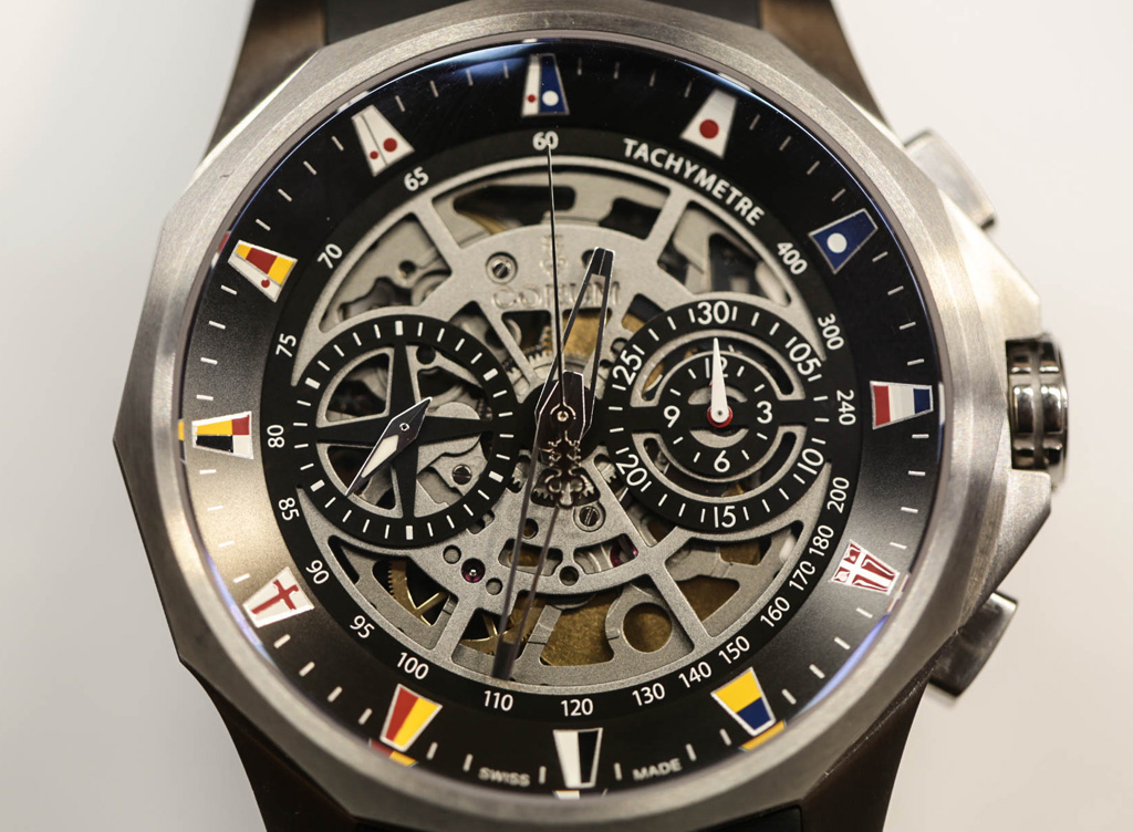 VIDEO: Corum Watch Collection from Baselworld 2016