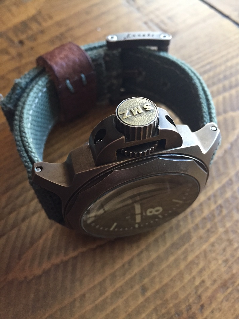 Name:  crown bezel and strap.jpg