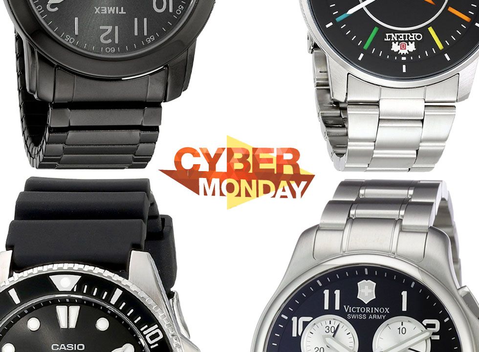 Cyber Monday Deals: Up to 80% Off on Casio, Seiko, Timex, Citizen and more