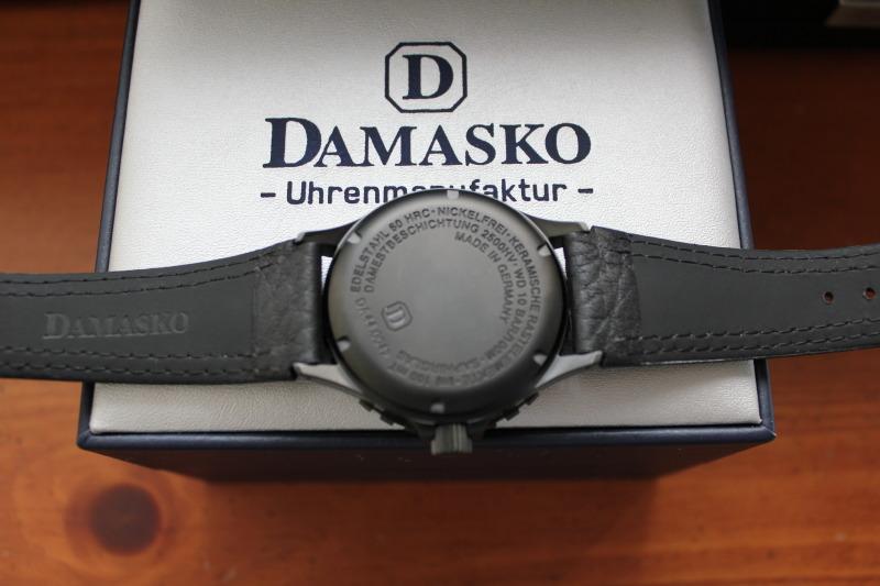 Name:  Damasko DA44 on OEM leather strap20.jpg Views: 56 Size:  88.6 KB