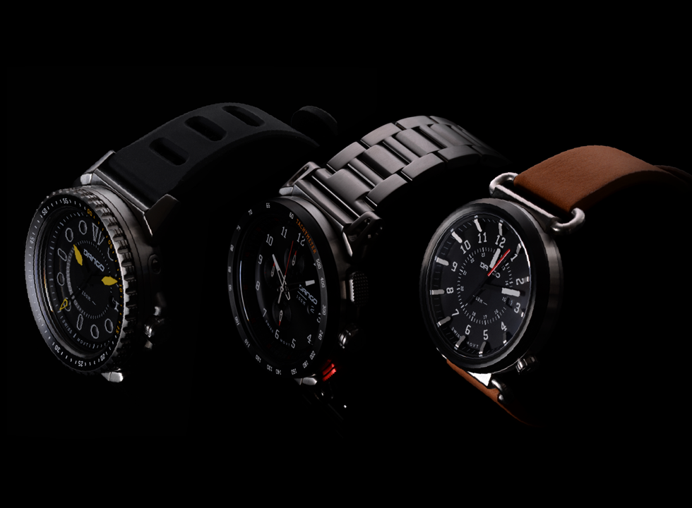 Dango Products Launches First Ever Watch Collection on