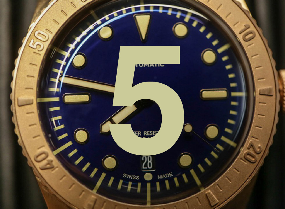 Baselworld 2016: Our Top 5 Watches of Day Two