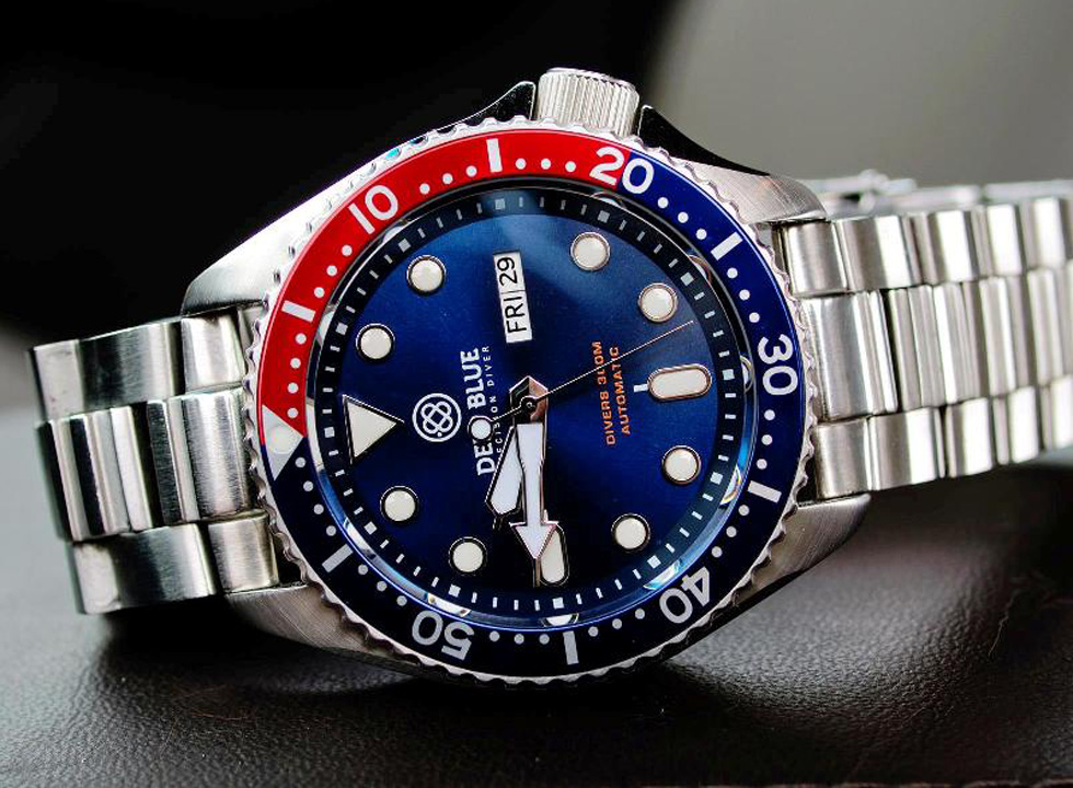 Black Friday Special: 40% Off All Deep Blue Watches With This Code