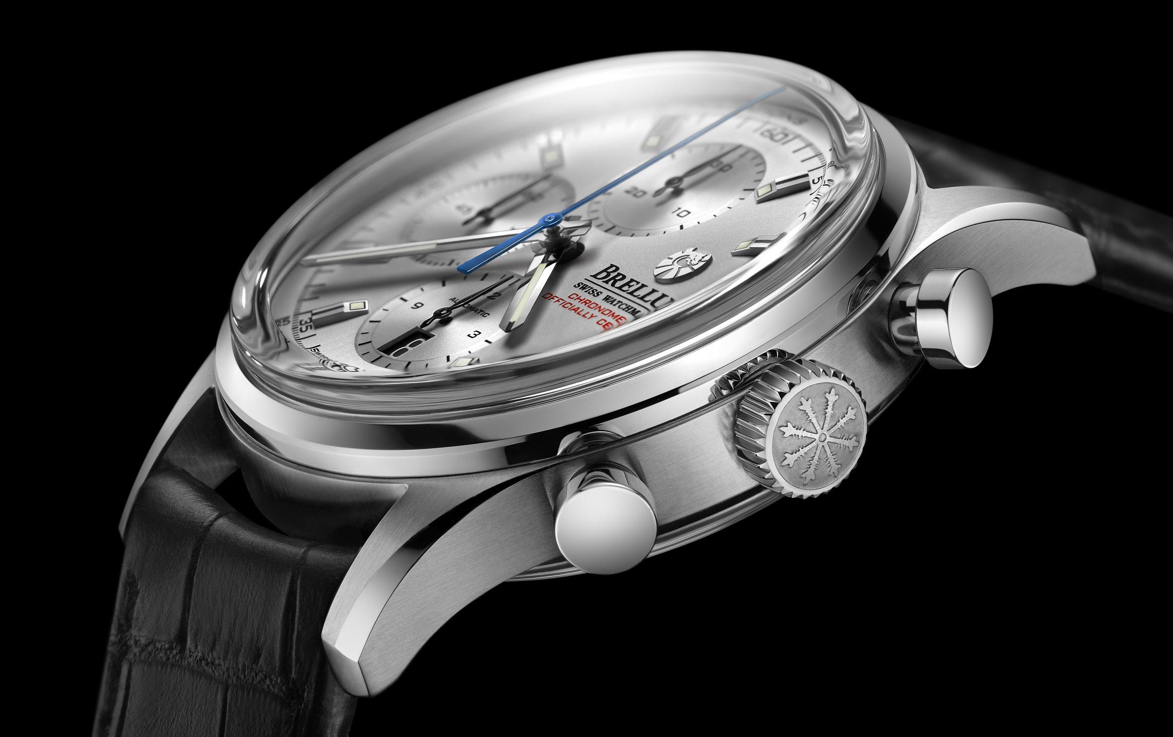 Rise of the Swiss Micro brands: Brellum Duobox Chronometer