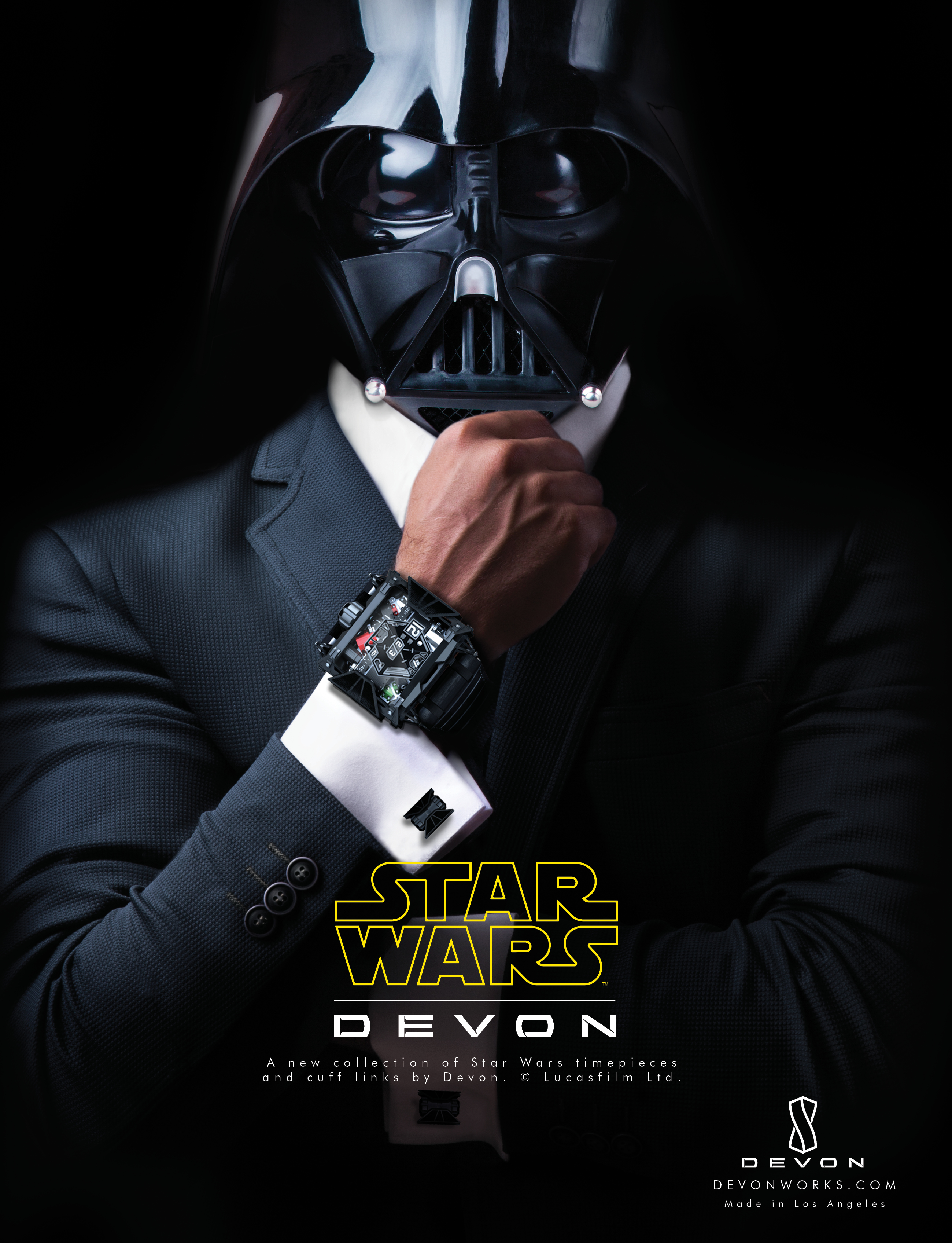 DEVON Star Wars Ad