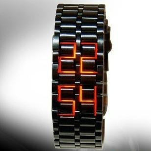Name:  Digital_Lava_Style_Iron_Sport_Unisex_Blue_LED_Faceless_Wrist_Watch.jpg
