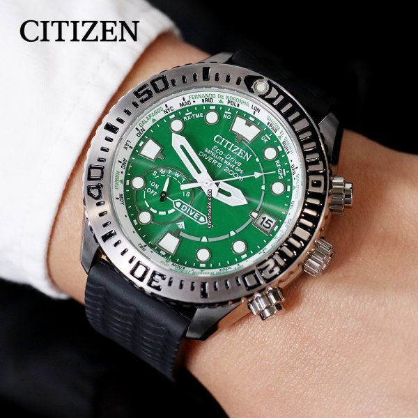 Its ARRIVED) Citizen Promaster Satellite Wave Diver CC5001-00W | WatchUSeek  Watch Forums