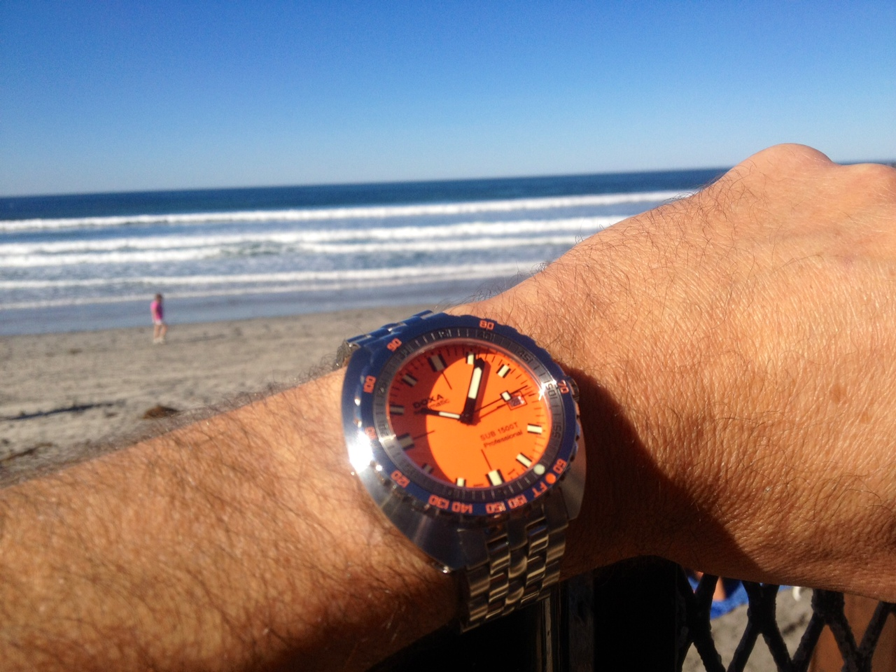 Name:  Doxa at the Beach.JPG Views: 1712 Size:  399.1 KB