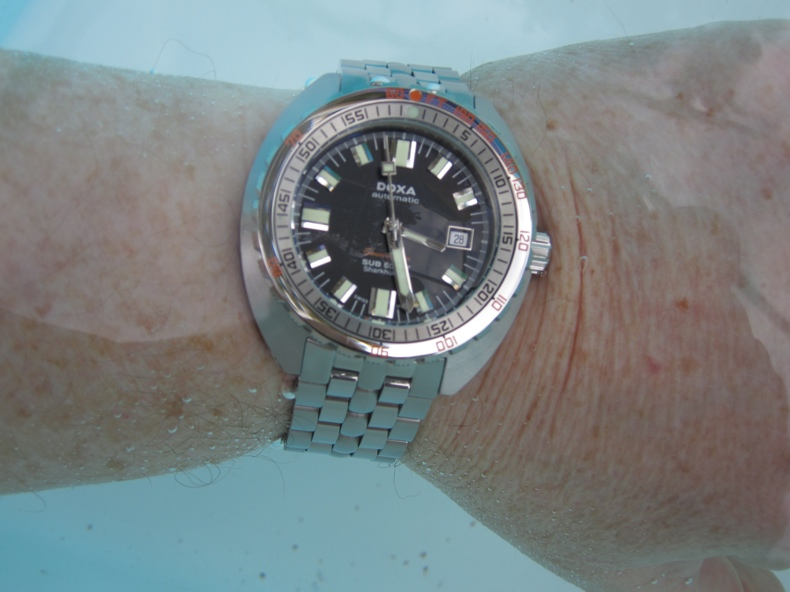 doxa dive watch