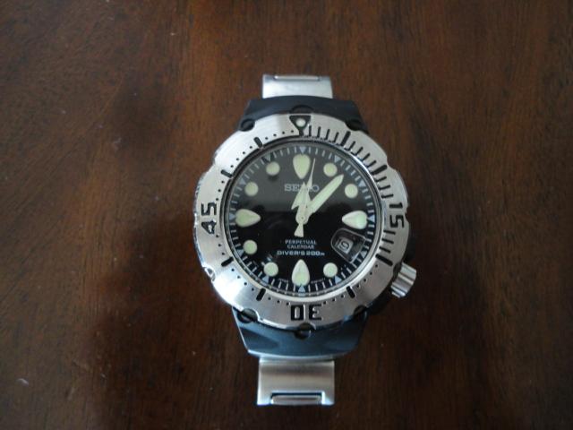 perpetual calendar watch. Perpetual Calendar watch -