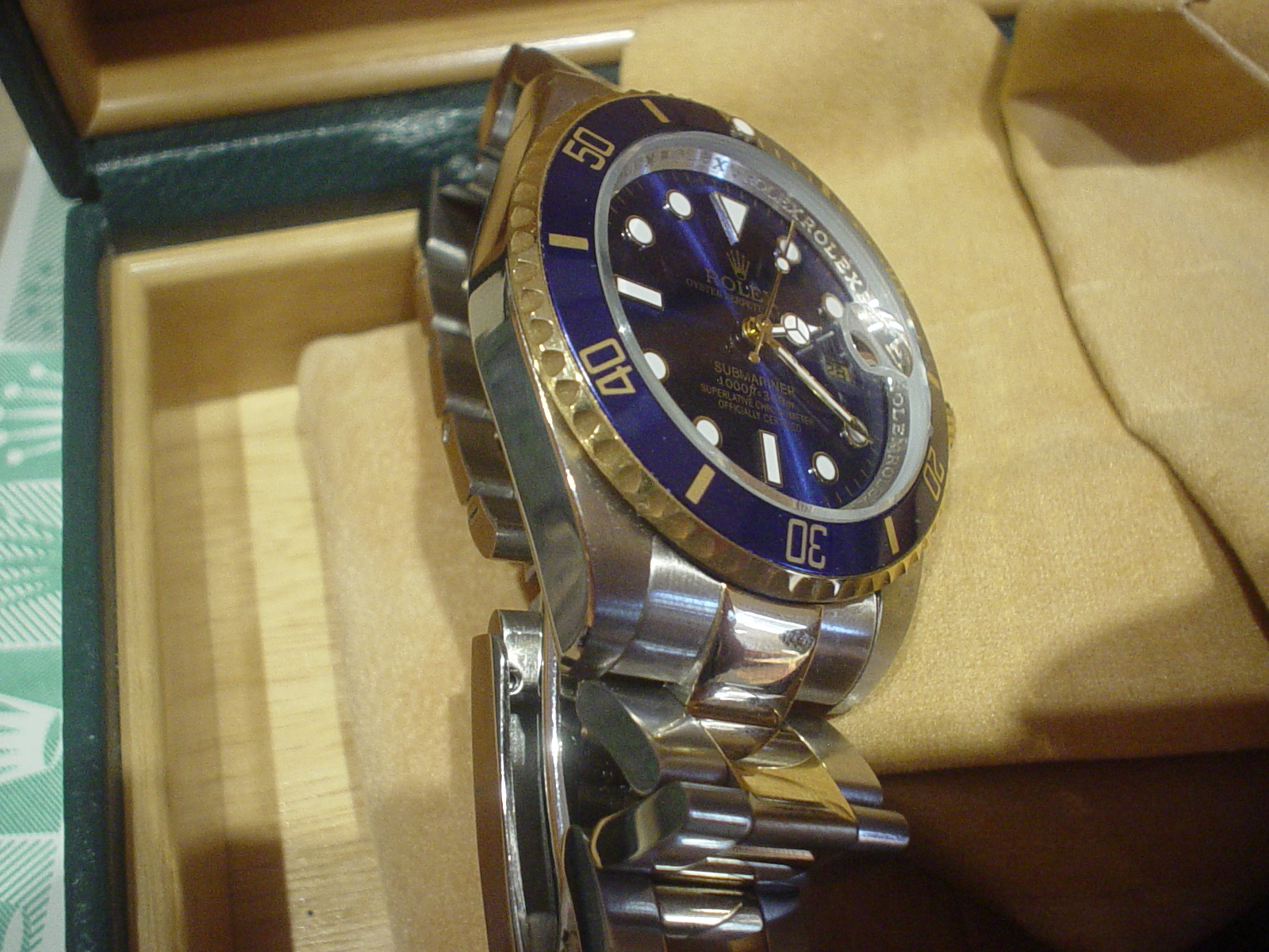 fake Real Rolex Submariner