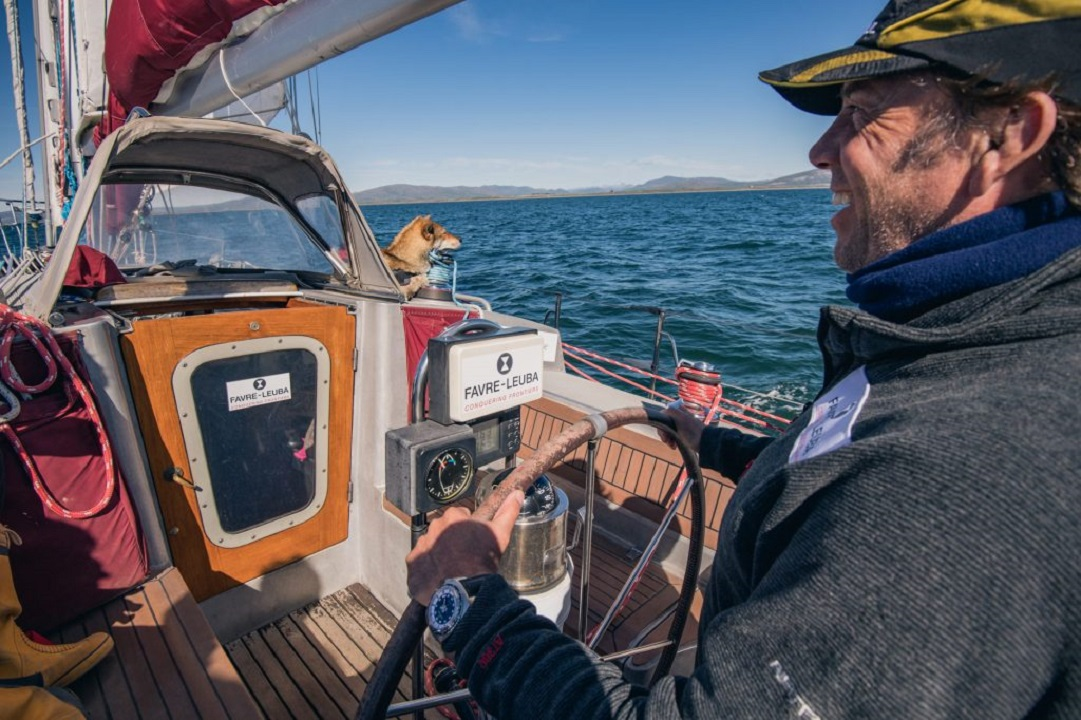 Favre Leuba Sponsors Mission To Reach The Furthest North Ever Sailed
