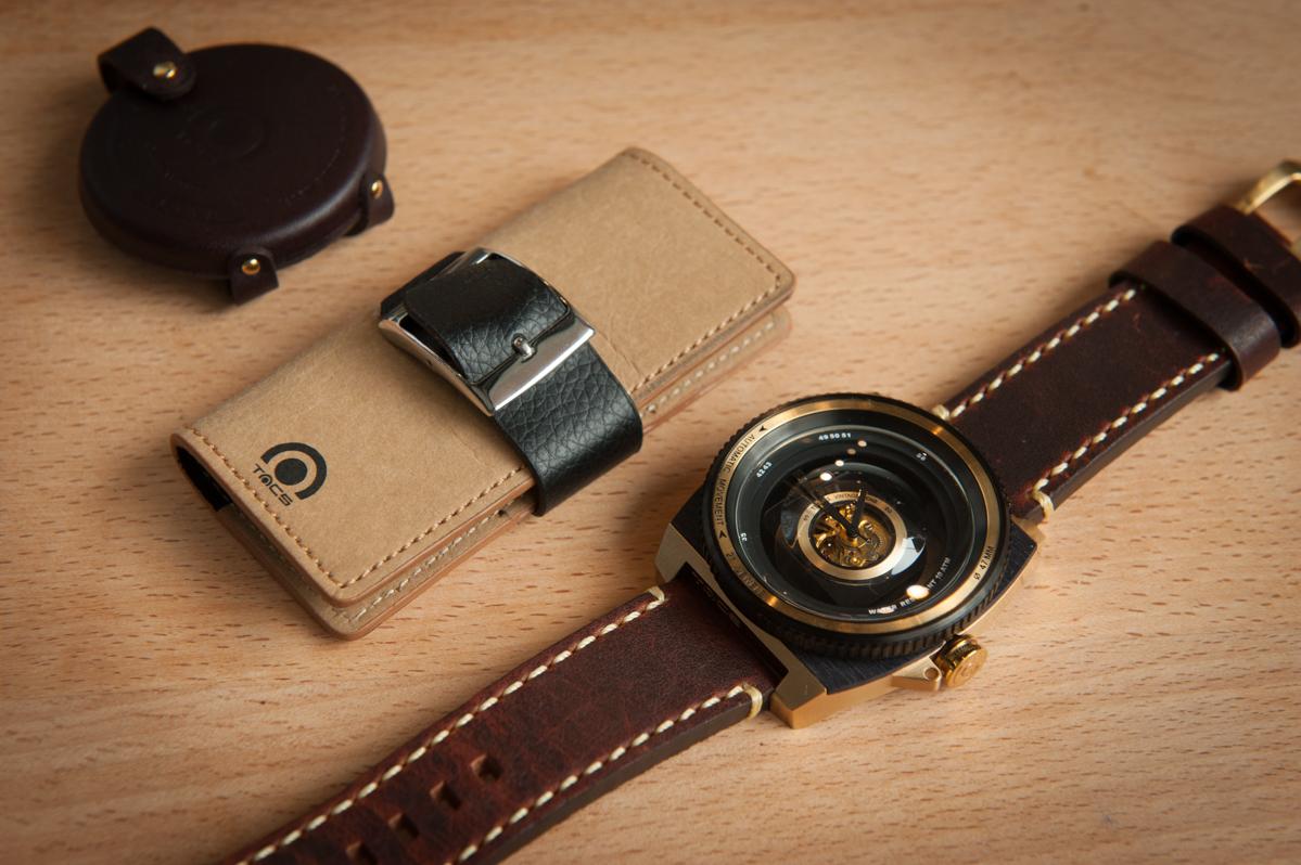 Review: TACS Automatic Vintage Lens Watch – Kickstarter Project