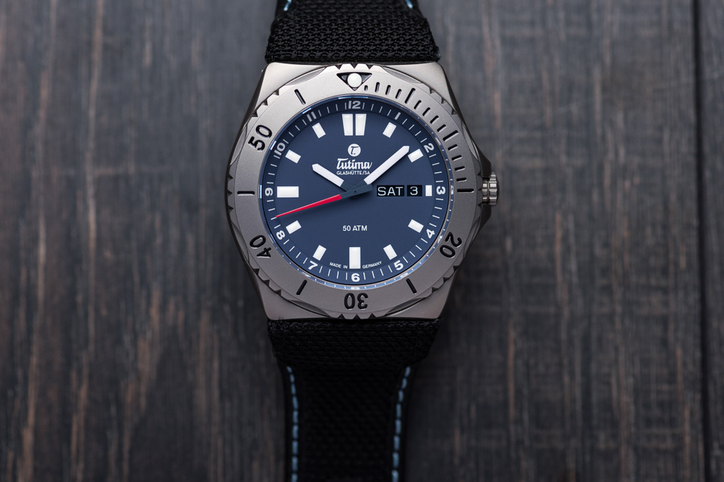 Video Tutima M2 Seven Seas Review Watchuseek Com