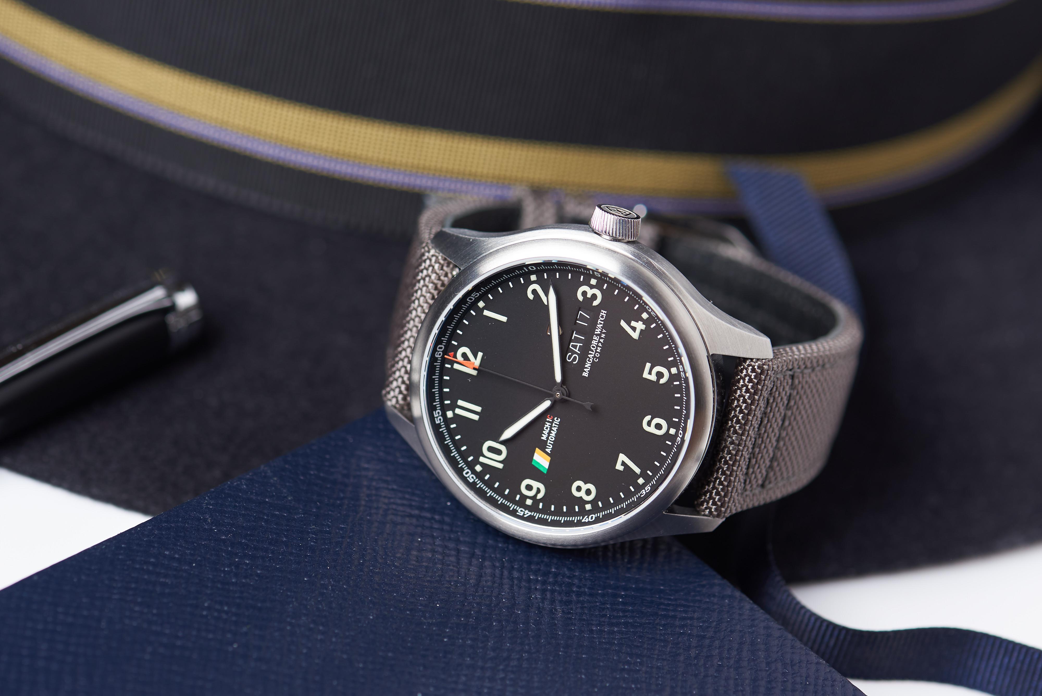 Bangalore Watch Co Mach 1C