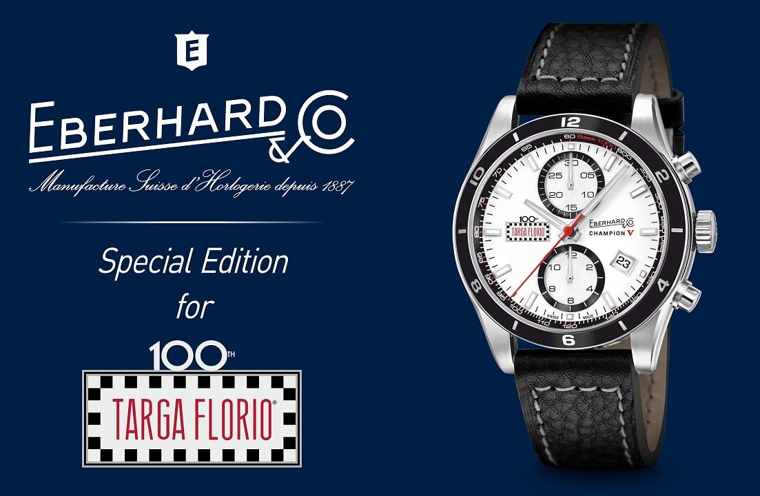 Ebehard & Co. - Special Edition for 100th Targa Florio