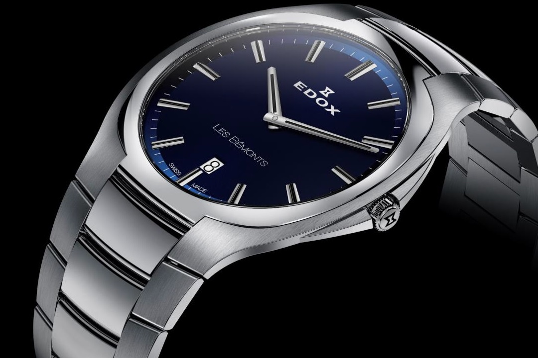 Baselworld 2019: Edox Les Bémonts New Releases