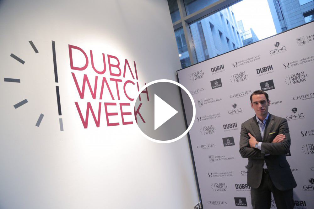 DWW: Interview with Edouard Meylan, CEO of H. Moser and Hautlence