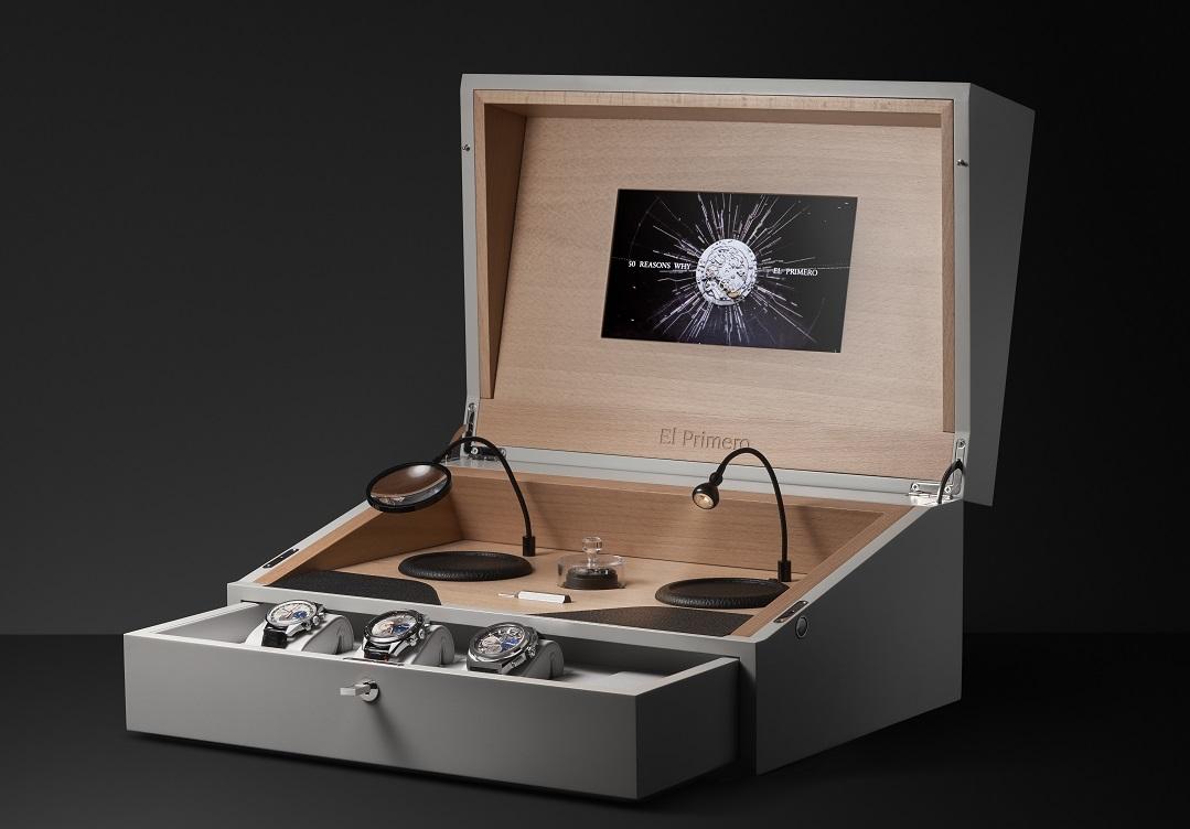 Zenith El Primero Anniversary Box Set