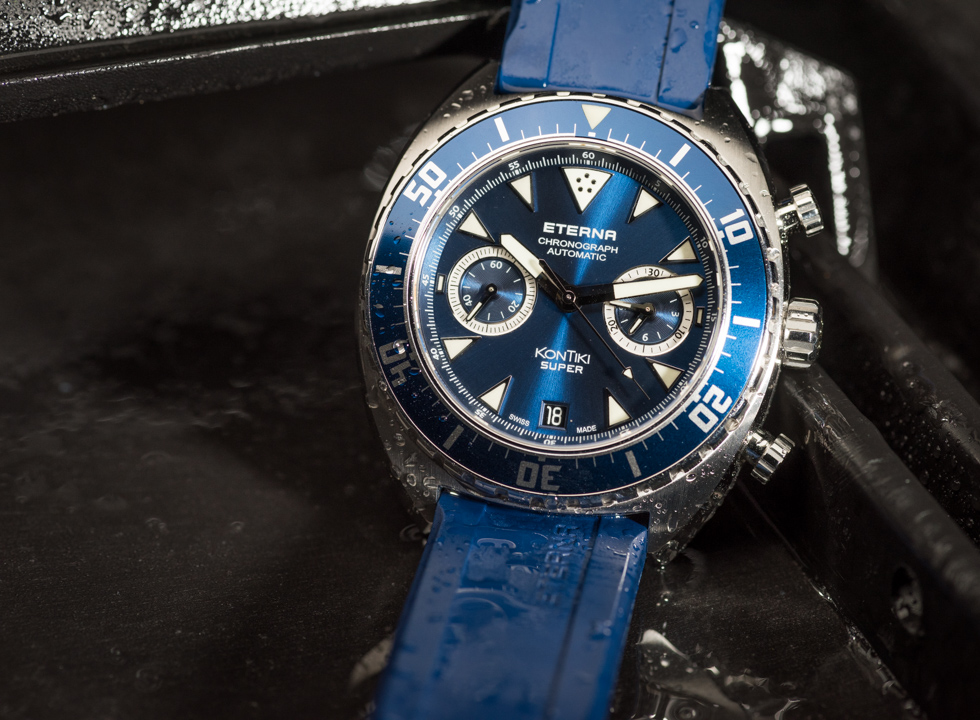 The Eterna Super KonTiki has an incredible storied history. Here's our exclusive video review.