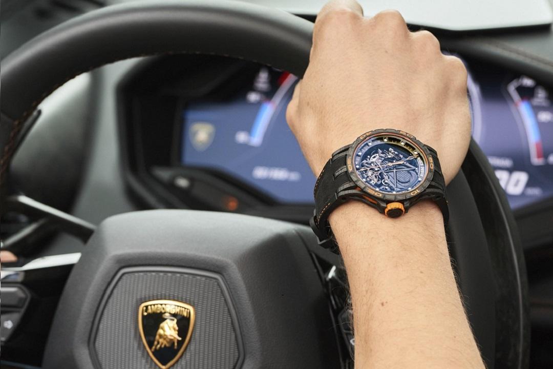 Excalibur Aventador S Wristshot RDDBEX0624