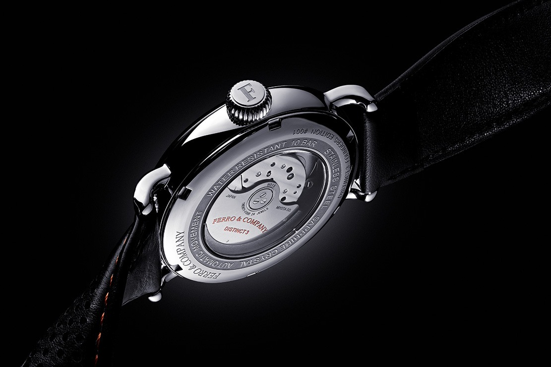 The Distinct 3 comes in your choice of four celebrated movements.