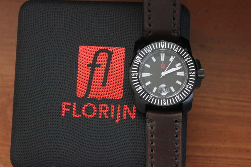 Name:  Florijn Diver on Panatime Dark Brown Vintage Tobacco Genuine Distressed Leather Watch Strap with.jpg Views: 43 Size:  132.5 KB