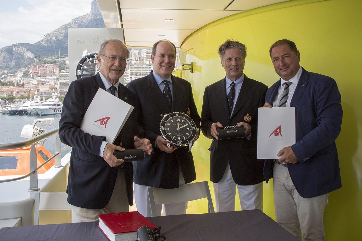 Fondation Prince Albert II de Monaco et Blancpain6