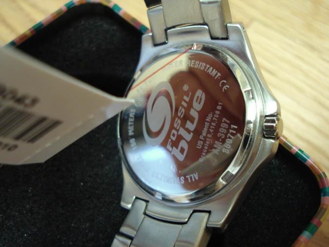 Fossil Watches : Women's, Men's, Blue, White, Black, Chronograph