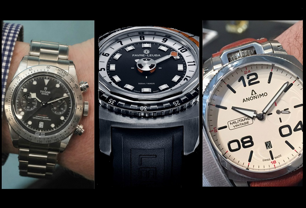 Best Watches of Baselworld 2017: $2000 to $5000 Range
