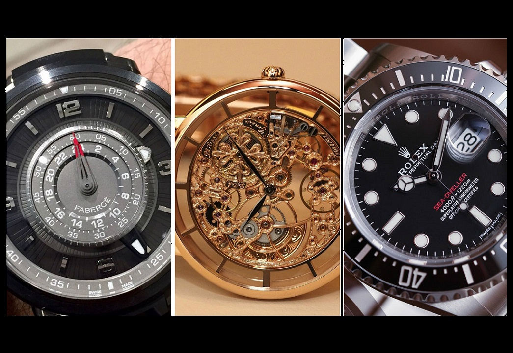 Top 10 Watches Over $10,000