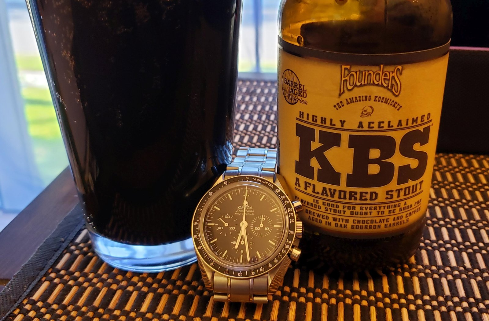 Name:  Founders_KBS_Flavored_Stout_w_Omega_Speedmaster_Moonwatch.jpg Views: 94 Size:  281.8 KB