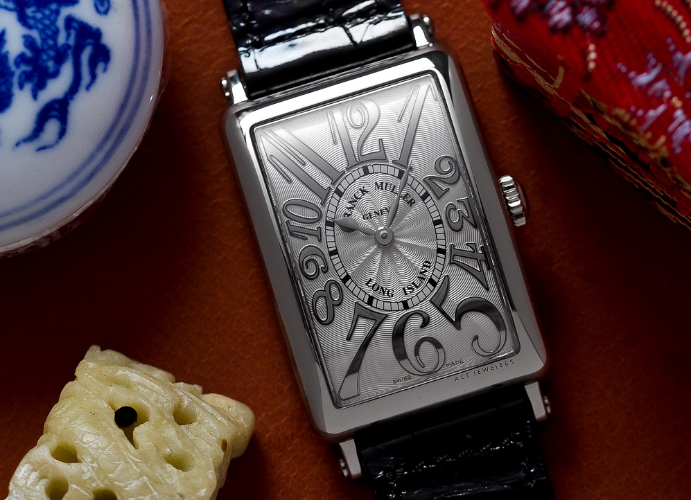 Ace Jewelers welcomes master of complications, Franck Muller, to its collection