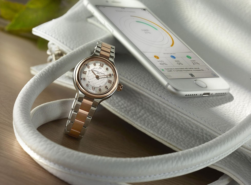 Frederique Constant and Brand Ambassador Gwyneth Paltrow Unveil New Horological Smartwatch
