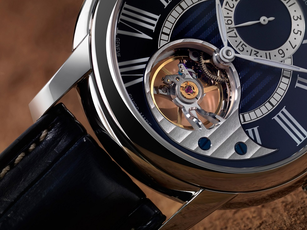 Two new Heartbeat Manufacture watches from Frederique Constant