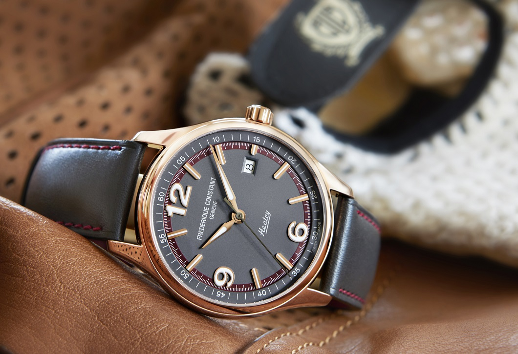 Frederique Constant's tribute Vintage Rally collection ...