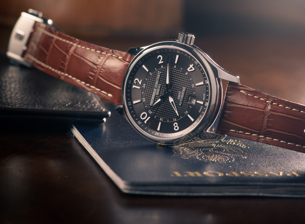 Frederique Constant Runabout GMT Automatic Review