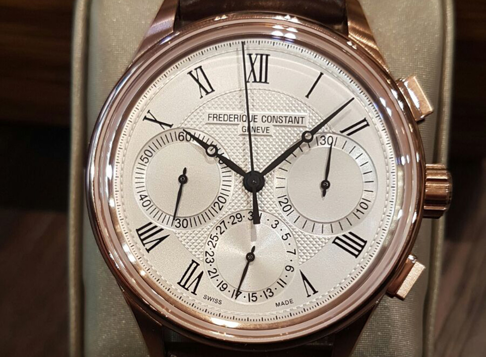 Frederique Constant Watch Collection Video from Baselworld 2017