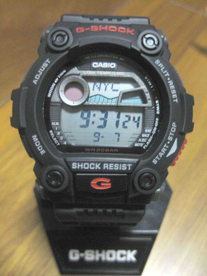 G-7900 SERIES (G-SHOCK)