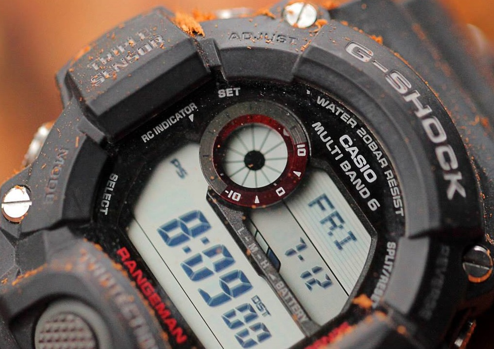 The Top 5 G-SHOCKS For 2017