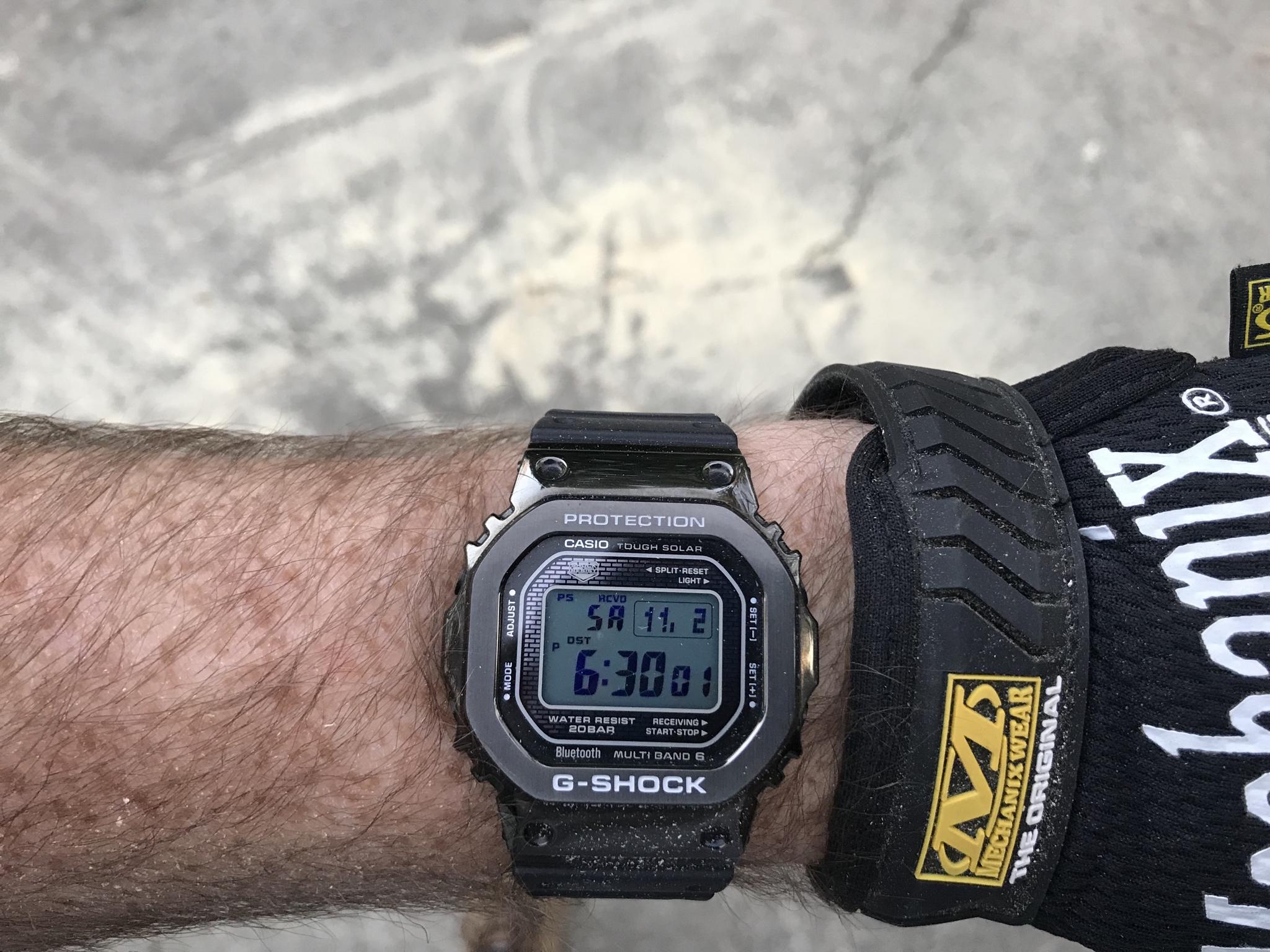 Name:  G-Shock Sawdust.jpg Views: 337 Size:  1.00 MB