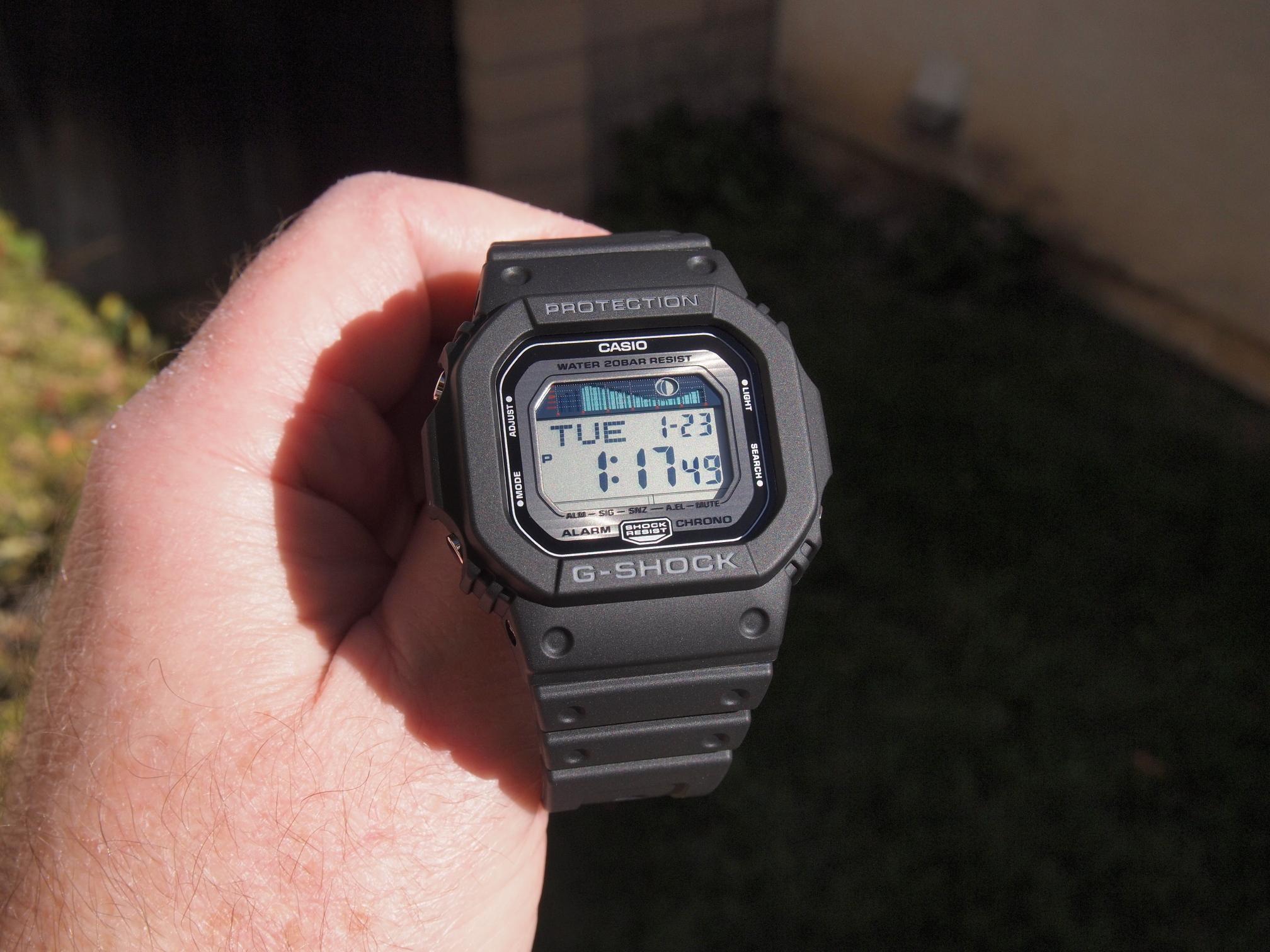 Name:  GLX-5600-1 with GW-M5610-1B bezel & GW-5000 strap (P1230617).JPG Views: 443 Size:  1.28 MB