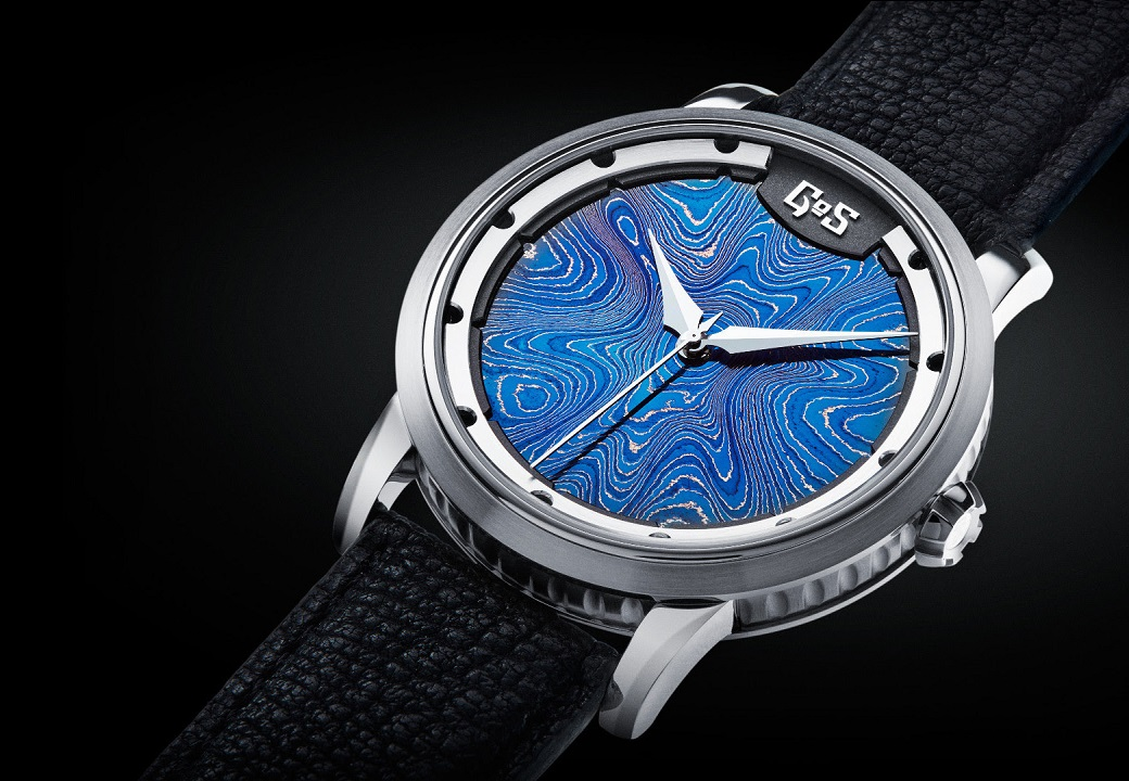 GoS adds the new Sarek Blue to its line.