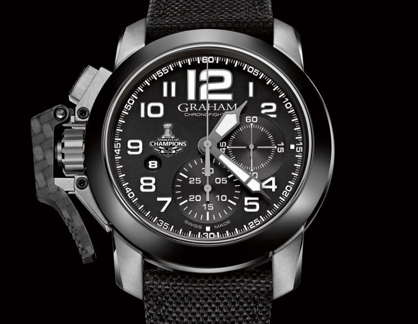 Name:  Graham Chronofighter Oversize LA Kings limited edition.jpg Views: 216 Size:  65.4 KB