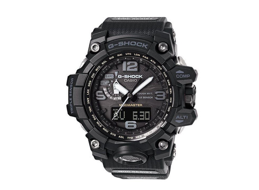 Here's a first look at the G-Shock Mudmaster GWG-1000-1A1