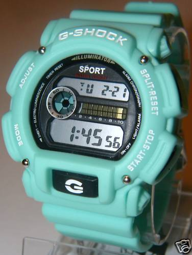 fake g shock watches in Italy