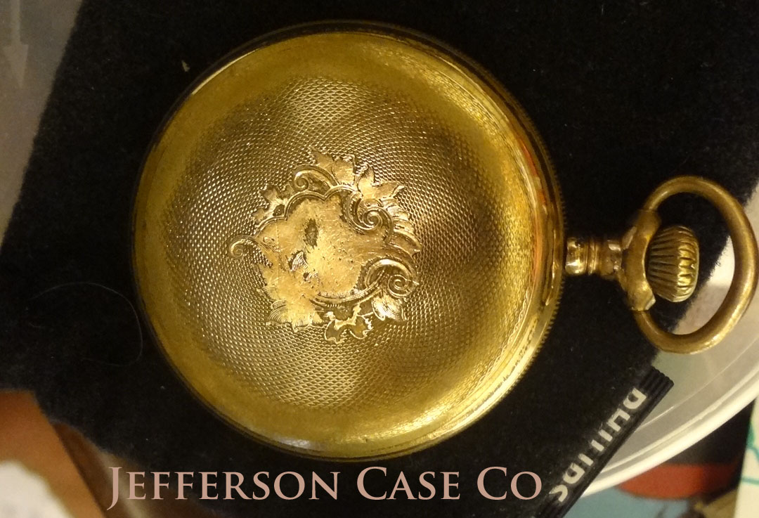 Name:  Guilloche pattern and free monogram shield - by Jefferson Case Co - my watch.jpg Views: 146 Size:  200.7 KB