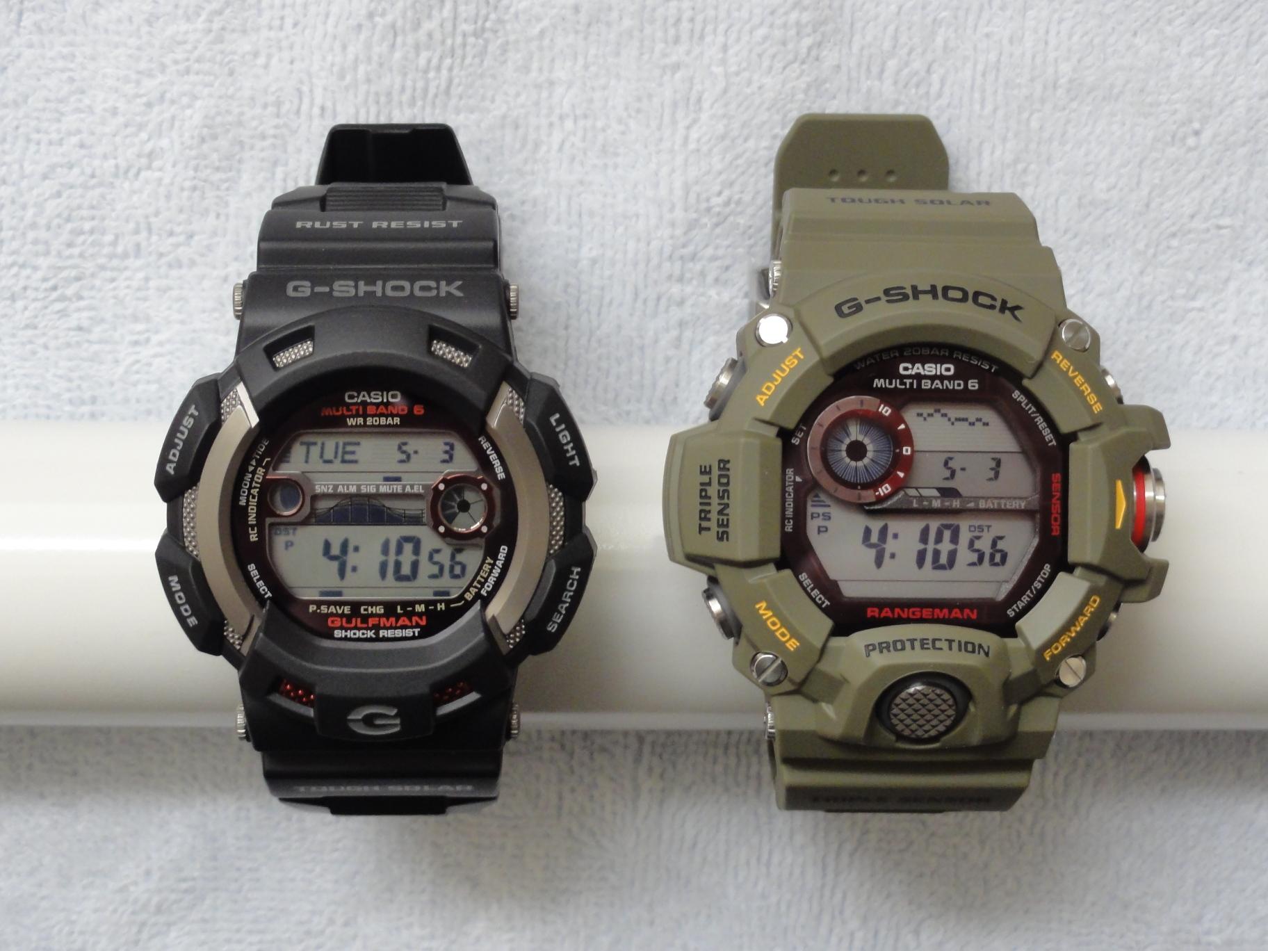 Name:  Gulfman GW-9110-1, Rangeman GW-9400-1 olive resin mod (DSC00700).JPG Views: 110 Size:  824.2 KB