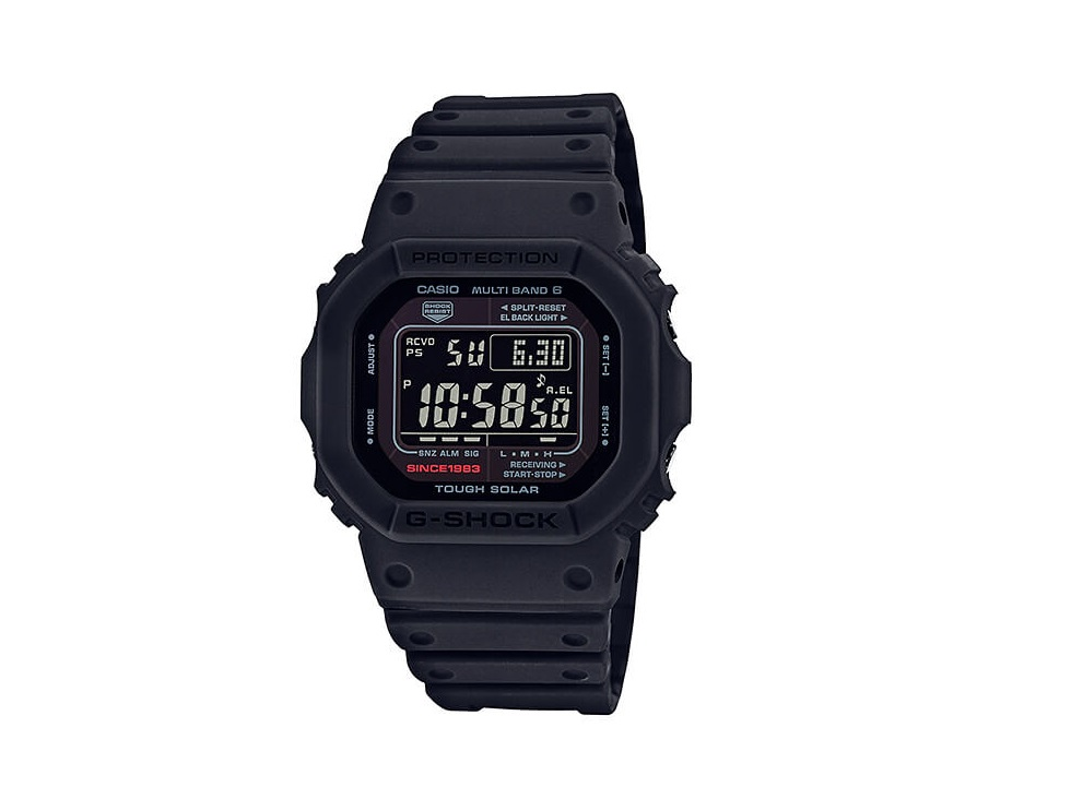 Hard To Get Japan Only G-Shock GW-5035A-1JR 35th Anniversary Edition Watch